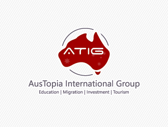 AusTopia International Group Pty Ltdlogo设计