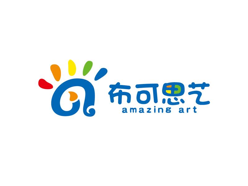 布可思艺(重新编辑需求) Logo Design