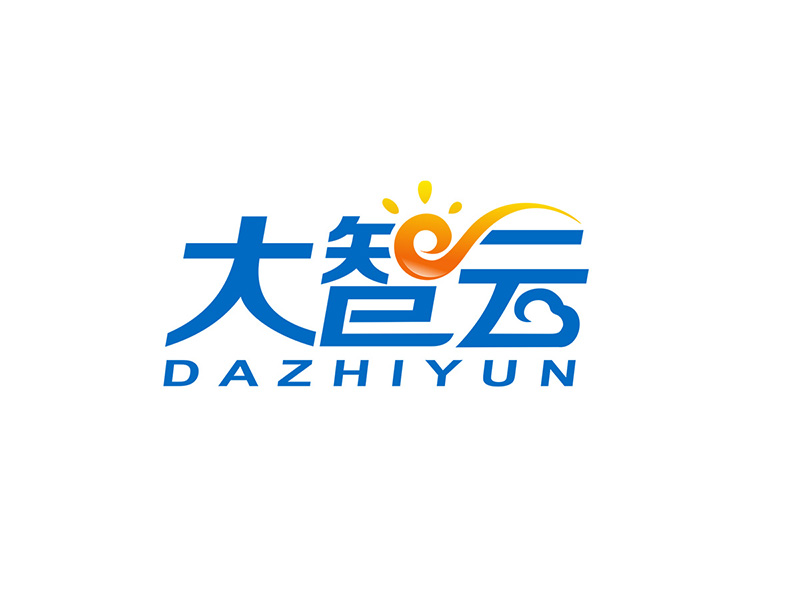 大智云 Logo Design