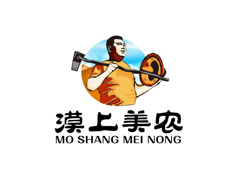 漠上美农 Logo Design