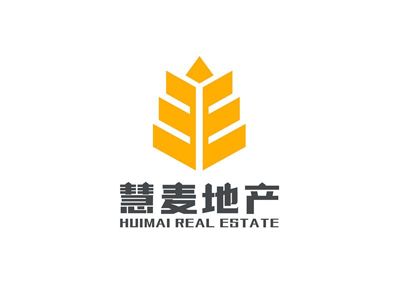 慧麦地产 Logo Design