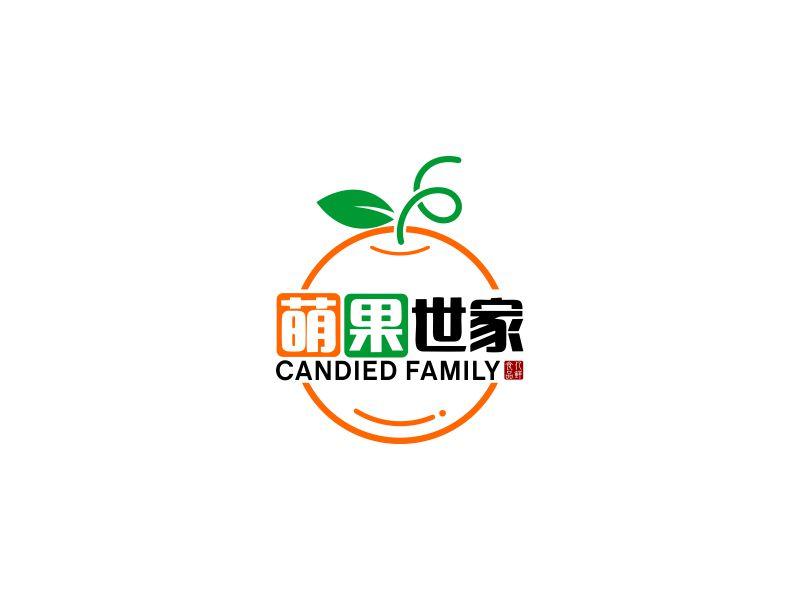 萌果世家 Logo Design