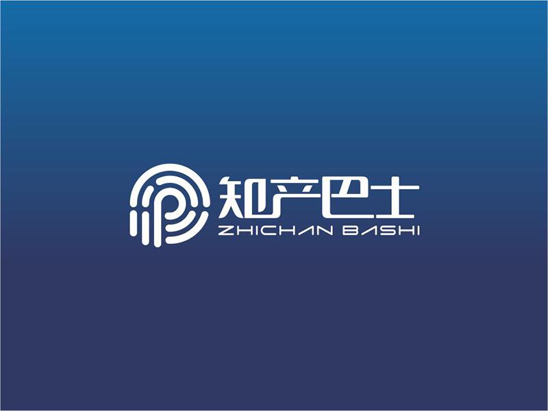 知产巴士 Logo Design