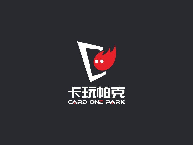 卡玩帕克 Logo Design