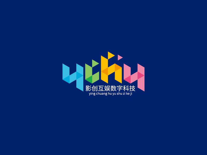 甘肃影创互娱数字科技有限公司 Logo Design